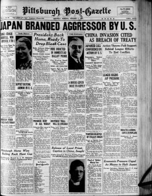 Image result for october 7, 1937 gazette