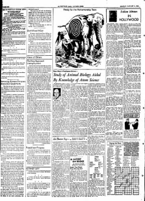 The Courier News from Blytheville, Arkansas on January 4, 1954 · Page 6