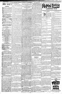 Logansport Pharos-Tribune from Logansport, Indiana on August 30, 1896 · Page 4
