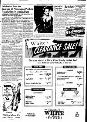 The Courier News from Blytheville, Arkansas on January 5, 1954 · Page 5