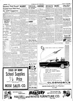 The Courier News from Blytheville, Arkansas on July 20, 1954 · Page 10