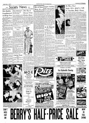 The Courier News from Blytheville, Arkansas on July 22, 1954 · Page 2