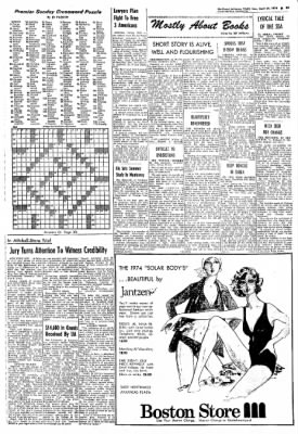 Northwest Arkansas Times from Fayetteville, Arkansas on April 28, 1974 · Page 3