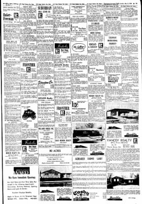Northwest Arkansas Times from Fayetteville, Arkansas on May 5, 1974 · Page 23