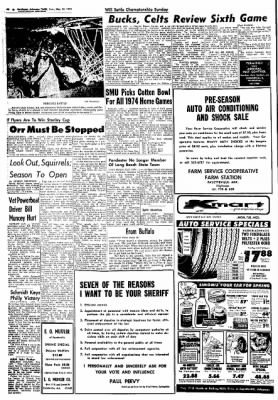 Northwest Arkansas Times from Fayetteville, Arkansas on May 12, 1974 · Page 16