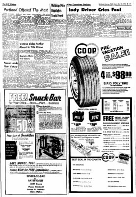 Northwest Arkansas Times from Fayetteville, Arkansas on May 15, 1974 · Page 18