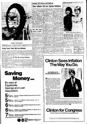 Northwest Arkansas Times from Fayetteville, Arkansas on May 22, 1974 · Page 13