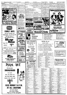 Northwest Arkansas Times from Fayetteville, Arkansas on June 16, 1974 · Page 22