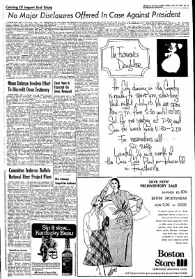Northwest Arkansas Times from Fayetteville, Arkansas on July 12, 1974 · Page 3