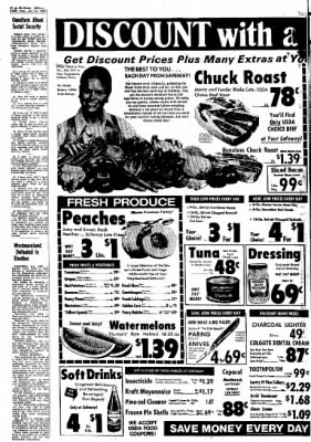 Northwest Arkansas Times from Fayetteville, Arkansas on July 17, 1974 · Page 22