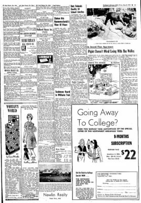 Northwest Arkansas Times from Fayetteville, Arkansas on August 8, 1974 · Page 13