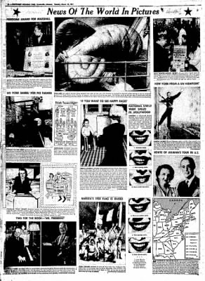 Northwest Arkansas Times from Fayetteville, Arkansas on March 18, 1952 · Page 8