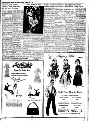 Northwest Arkansas Times from Fayetteville, Arkansas on April 2, 1952 · Page 18