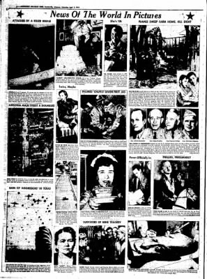 Northwest Arkansas Times from Fayetteville, Arkansas on April 5, 1952 · Page 6