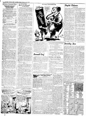 Northwest Arkansas Times from Fayetteville, Arkansas on June 7, 1952 · Page 4