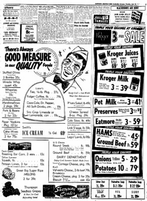Northwest Arkansas Times from Fayetteville, Arkansas on June 26, 1952 · Page 9