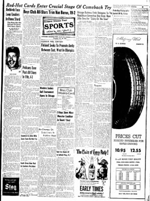 Northwest Arkansas Times from Fayetteville, Arkansas on July 10, 1952 · Page 11