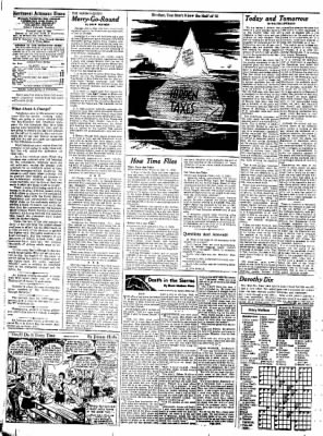 Northwest Arkansas Times from Fayetteville, Arkansas on July 11, 1952 · Page 4