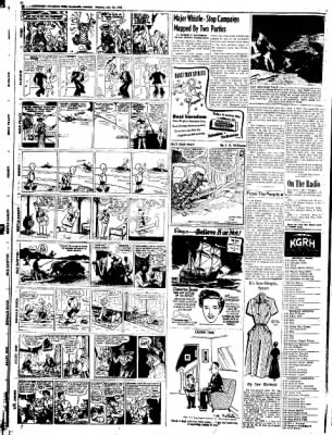 Northwest Arkansas Times from Fayetteville, Arkansas on July 28, 1952 · Page 12