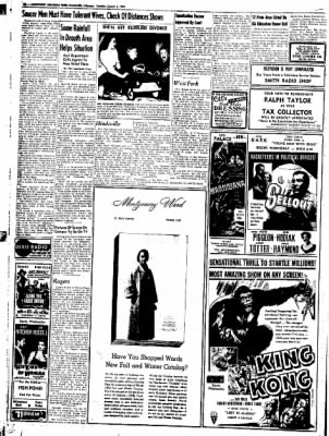 Northwest Arkansas Times from Fayetteville, Arkansas on August 5, 1952 · Page 10