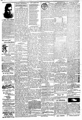 Logansport Pharos-Tribune from Logansport, Indiana on March 11, 1894 · Page 3
