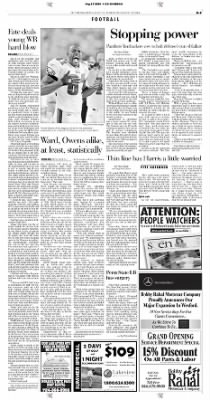 Pittsburgh Post-Gazette from Pittsburgh, Pennsylvania on August 23, 2004 · Page 40