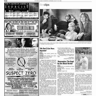 Pittsburgh Post-Gazette from Pittsburgh, Pennsylvania on August 27, 2004 · Page 77