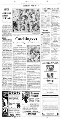 Pittsburgh Post-Gazette from Pittsburgh, Pennsylvania on August 29, 2004 · Page 43
