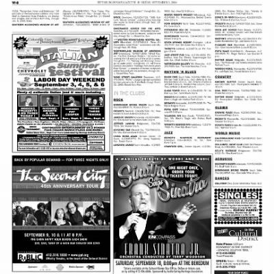 Pittsburgh Post-Gazette from Pittsburgh, Pennsylvania on September 3, 2004 · Page 81