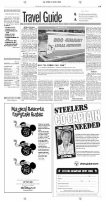 Pittsburgh Post-Gazette from Pittsburgh, Pennsylvania on September 5, 2004 · Page 71