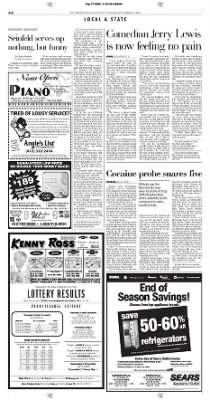 Pittsburgh Post-Gazette from Pittsburgh, Pennsylvania on September 17, 2004 · Page 42