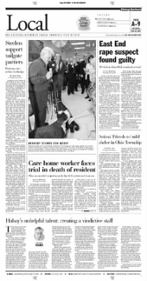 Pittsburgh Post-Gazette from Pittsburgh, Pennsylvania on September 18, 2004 · Page 9