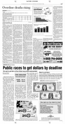 Pittsburgh Post-Gazette from Pittsburgh, Pennsylvania on September 27, 2004 · Page 7