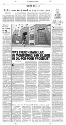 Pittsburgh Post-Gazette from Pittsburgh, Pennsylvania on September 28, 2004 · Page 44