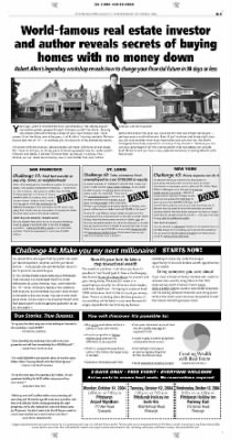 Pittsburgh Post-Gazette from Pittsburgh, Pennsylvania on October 6, 2004 · Page 23