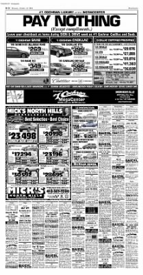 Pittsburgh Post-Gazette from Pittsburgh, Pennsylvania on October 14, 2004 · Page 62
