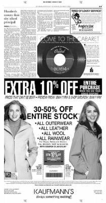 Pittsburgh Post-Gazette from Pittsburgh, Pennsylvania on October 15, 2004 · Page 9
