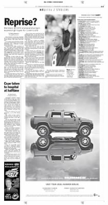 Pittsburgh Post-Gazette from Pittsburgh, Pennsylvania on November 8, 2004 · Page 29