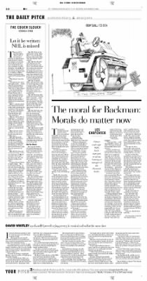 Pittsburgh Post-Gazette from Pittsburgh, Pennsylvania on November 9, 2004 · Page 28