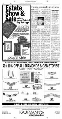 Pittsburgh Post-Gazette from Pittsburgh, Pennsylvania on November 10, 2004 · Page 6