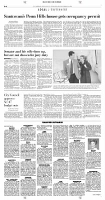 Pittsburgh Post-Gazette from Pittsburgh, Pennsylvania on November 24, 2004 · Page 22