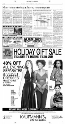 Pittsburgh Post-Gazette from Pittsburgh, Pennsylvania on December 2, 2004 · Page 12