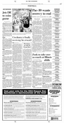 Pittsburgh Post-Gazette from Pittsburgh, Pennsylvania on December 7, 2004 · Page 35